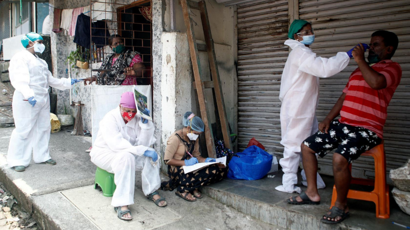 India overtakes Brazil to become world's second worst hit country by COVID-19