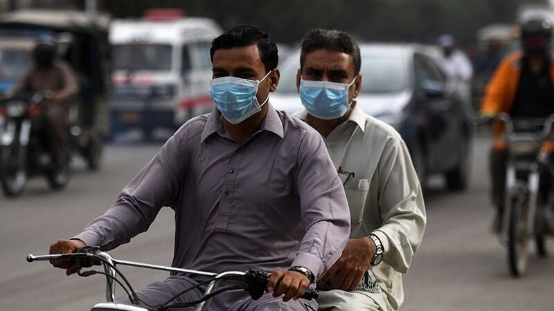 As guards go down, Pakistan reports over 700 virus cases for first time in more than a month