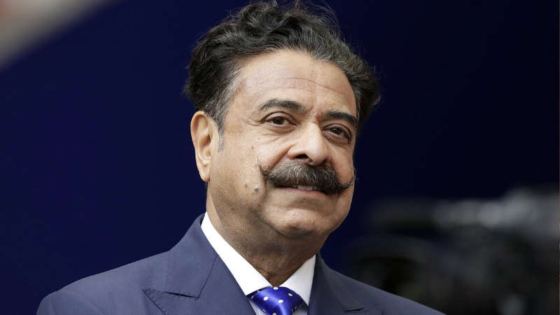 Pakistani-American man emerges as 66th richest man in Forbes list