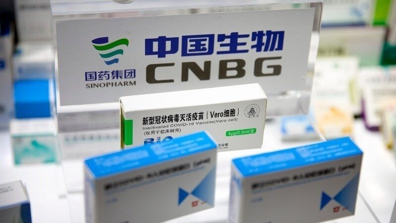 Coronavirus vaccines being developed in China may be ready for by November