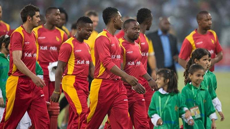 Zimbabwe cricket to tour Pakistan for a six-match ODI, T20 series next month