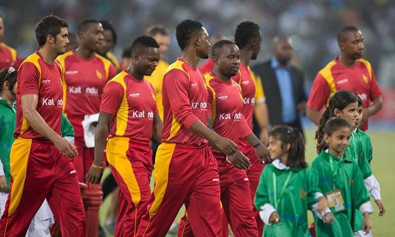 Zimbabwe cricket to tour Pakistan for a six-match ODI, T20 series next month