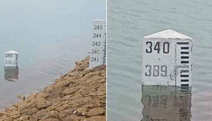Hub Dam at the verge of collapsing due to high water pressure, warns WAPDA