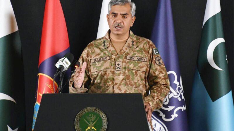 PML-N leader met with Gen Qamar over Nawaz, Maryam issue: DG ISPR