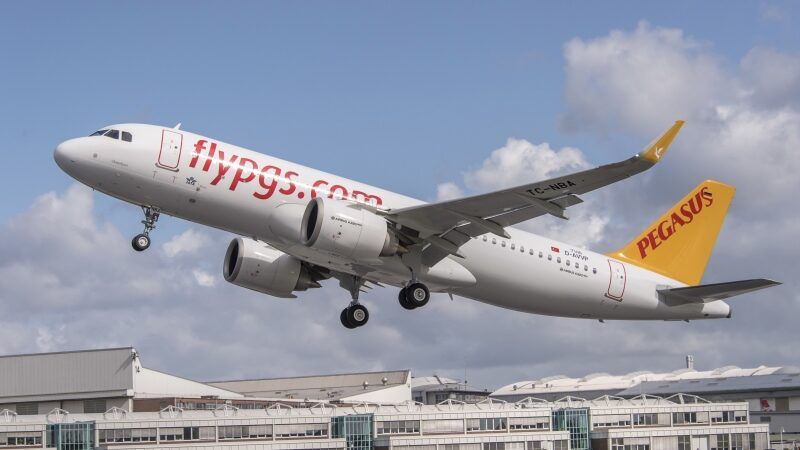 Low-cost Turkish airline Pegasus to launch flights from Karachi to Istanbul