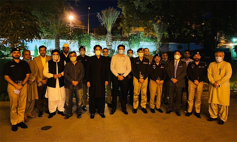 Sindh IG defers leave, orders his officers to set aside their leave applications