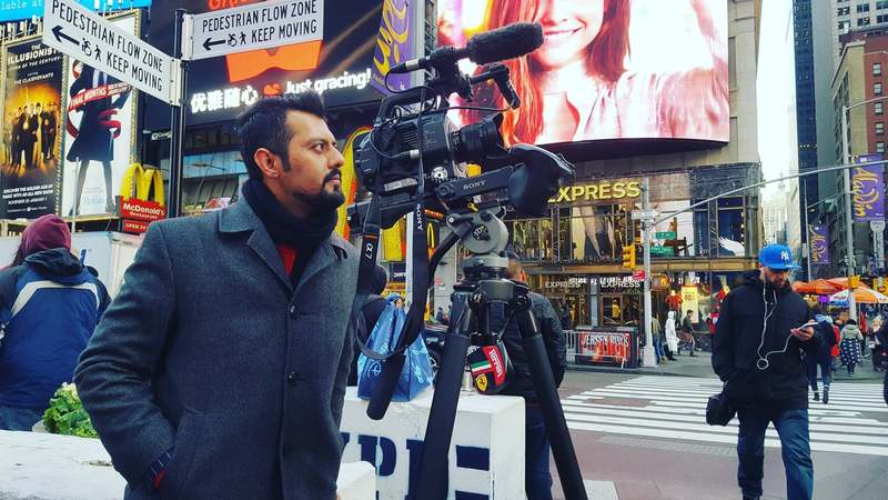 Award-winning Pakistani filmmaker honored in Singapore for highlighting women causes