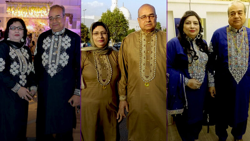 Faisalabadi couple beats the odds by wearing same shalwar qameez since 37 years