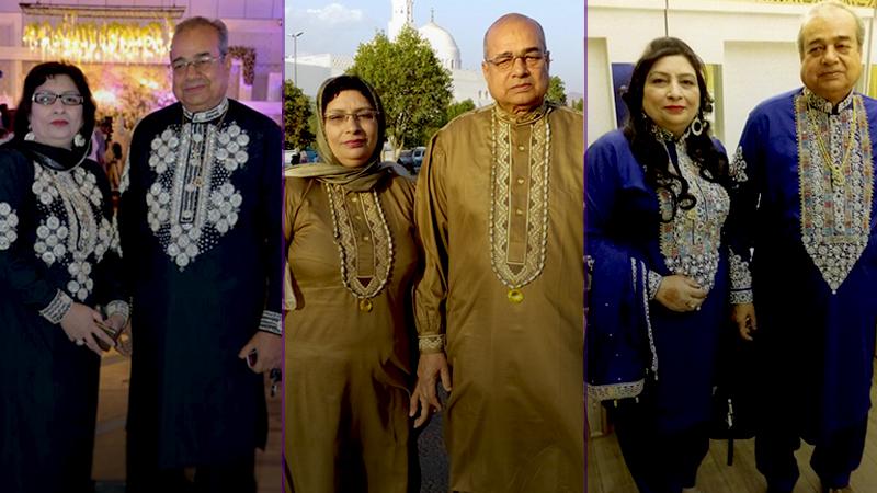 Faisalabadi couple beats the odds by wearing same shalwar qameez since 37 years
