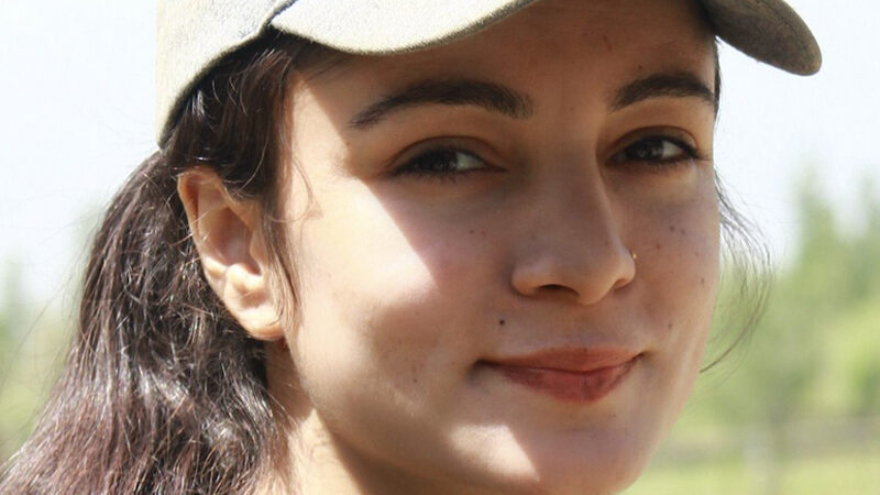 Pakistani footballer from Chitral, Karishma Ali, continues to inspire girls around the world