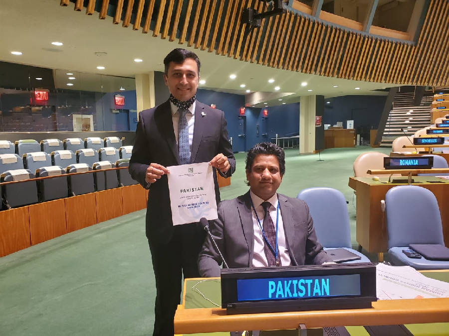 Pakistan re-elected to UN Human Rights Council with overwhelming majority 'despite Indian opposition'