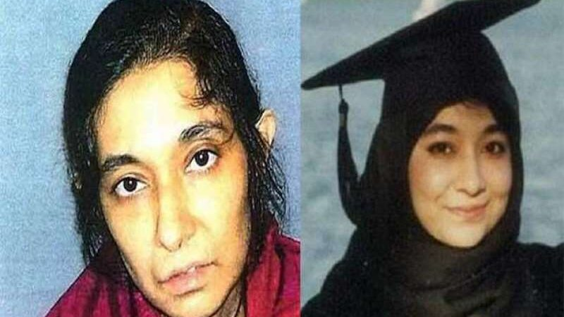Dr. Aafia Siddiqui, Pakistani neuroscientist convicted by US, signs mercy petition