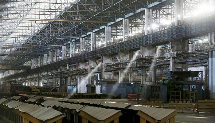 Over 4,500 Pakistan Steel Mills employees laid off by te government