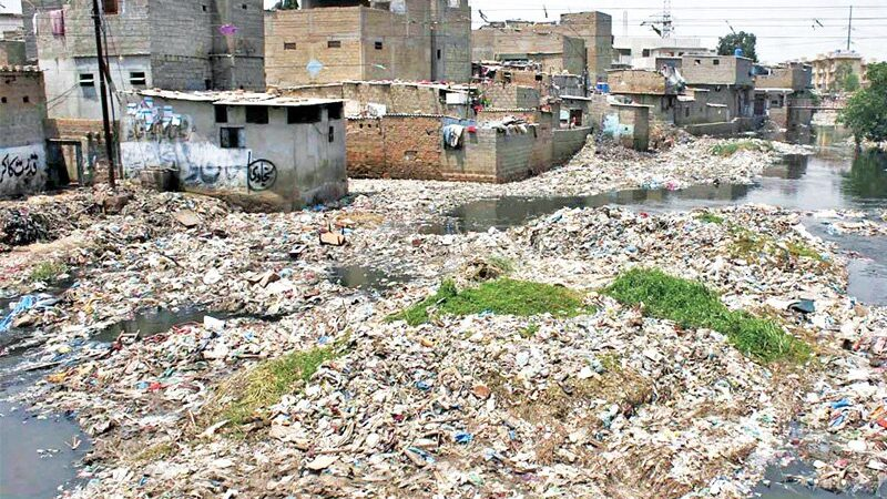 Karachi Water and Sewerage Board request Karachiites to not throw condoms in gutters