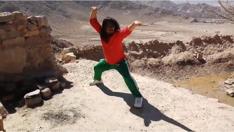 Pakistan's Kung Fu grandmaster from Quetta teaches Hazara children martial arts