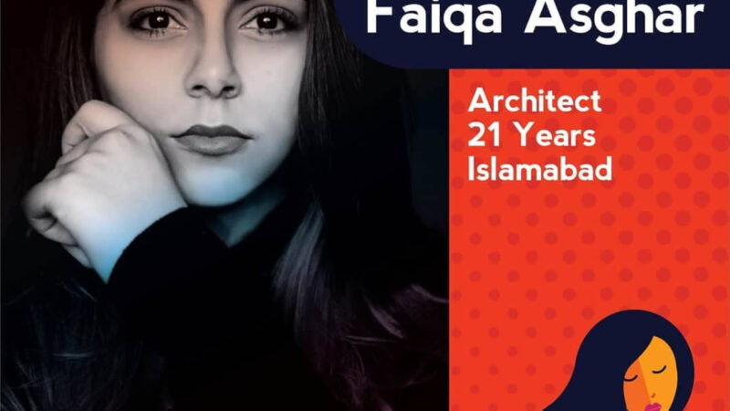 Young architect becomes the face of Pakistan globally with a 'Top Talents under 25' award