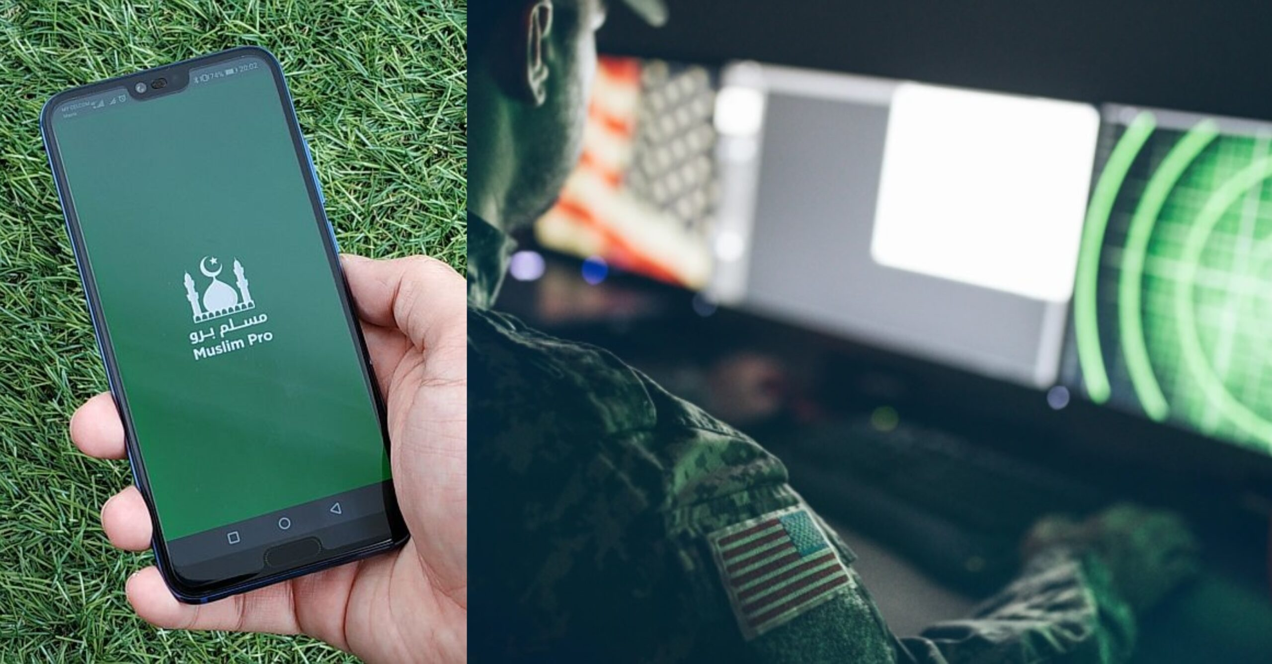 Muslim prayer app found selling location data to US military: report