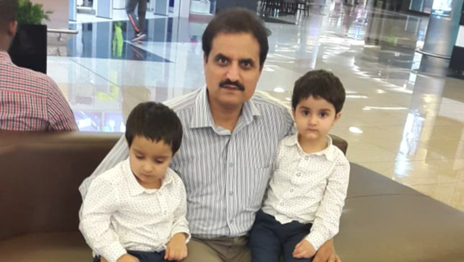Pakistani doctor who died of COVID-19 on frontline conferred 'martyrdom' by UAE