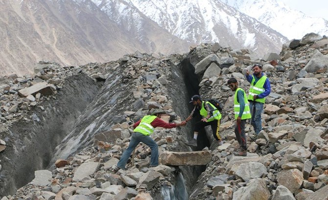 Pakistani project to help residents in disaster-prone areas wins big internationally