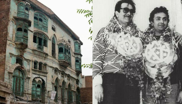 Government to buy residences of Raj Kapoor, Dilip Kumar in Peshawar considered as heritage sites