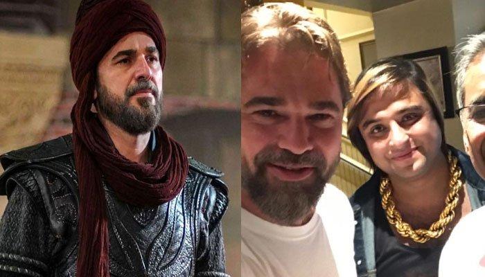 Turkish actor, Engin Altan Düzyatan's host in Pakistan arrested in Lahore
