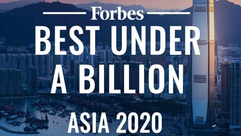Two Pakistani companies make it to Forbes 'Asia's Best Under A Billion 2020' list