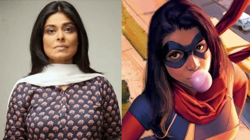 Pakistan's Nimra Bucha makes it to Hollywood with a role in Ms. Marvel