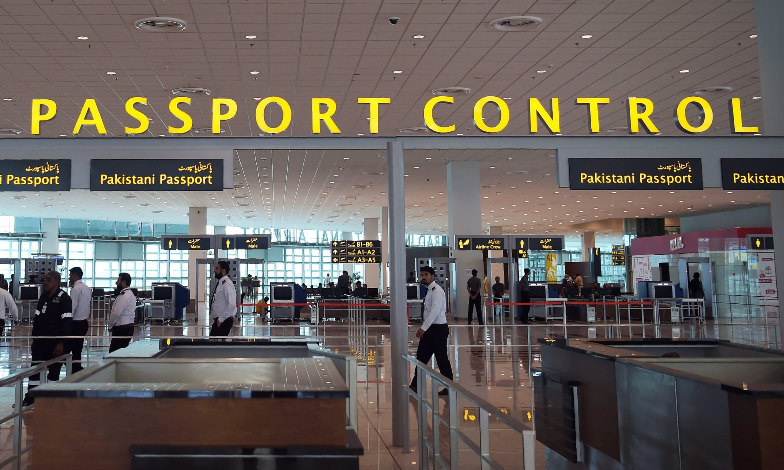 Pakistan closes borders to Britain over fears of infectious new coronavirus strain