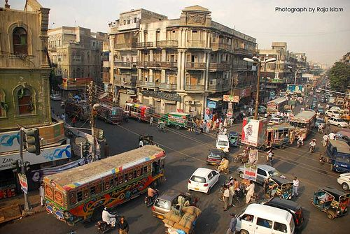 Karachi's Burns Road to become a traffic-free food street