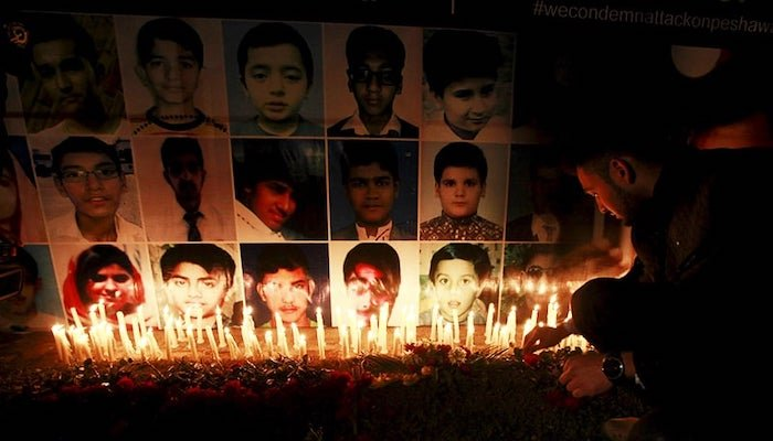 Pakistan mourns six years of the APS terror attack