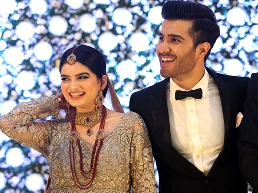 After Urwa and Farhan, rumors spread about Feroze Khan, wife Alizey's separation