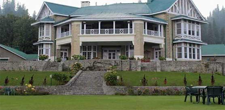 Murree's picturesque Punjab House to become Kohsar University