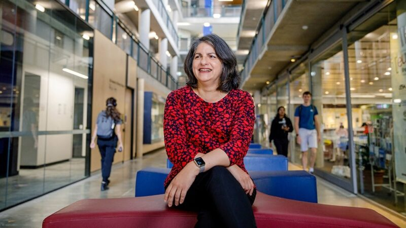 Pakistani scientist earns accolades in Australia for innovation in STEM research