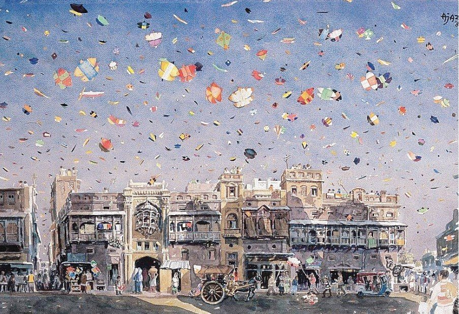 Punjab government reimposes ban on basant celebrations across province