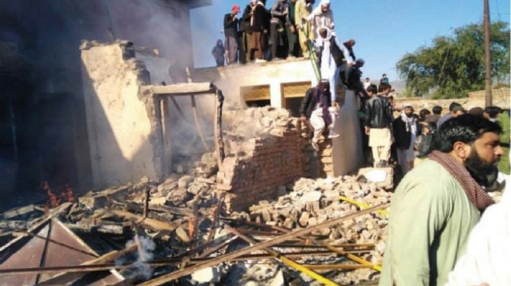 KP government decides to reconstruct Hindu temple vandalized by mob