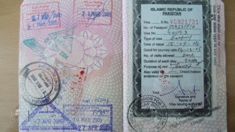 Pakistan to stop issuing manual visas from next month