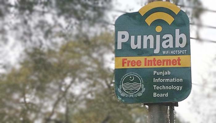 Punjab government shuts down free WiFi facilities across the province