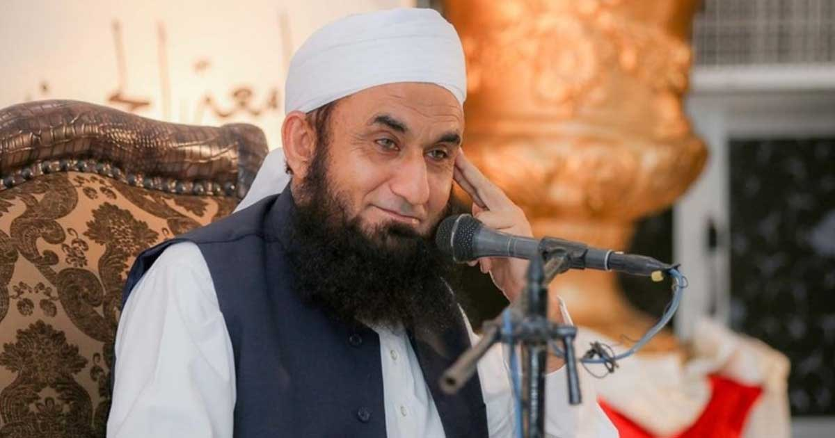 Maulana Tariq Jameel explains his decision to launch a clothing brand
