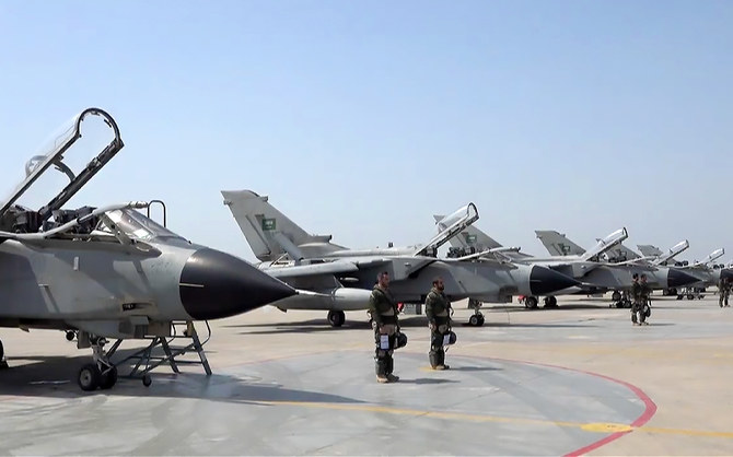 Royal Saudi Air Force delegation arrives in Pakistan for PAF counterterror exercise