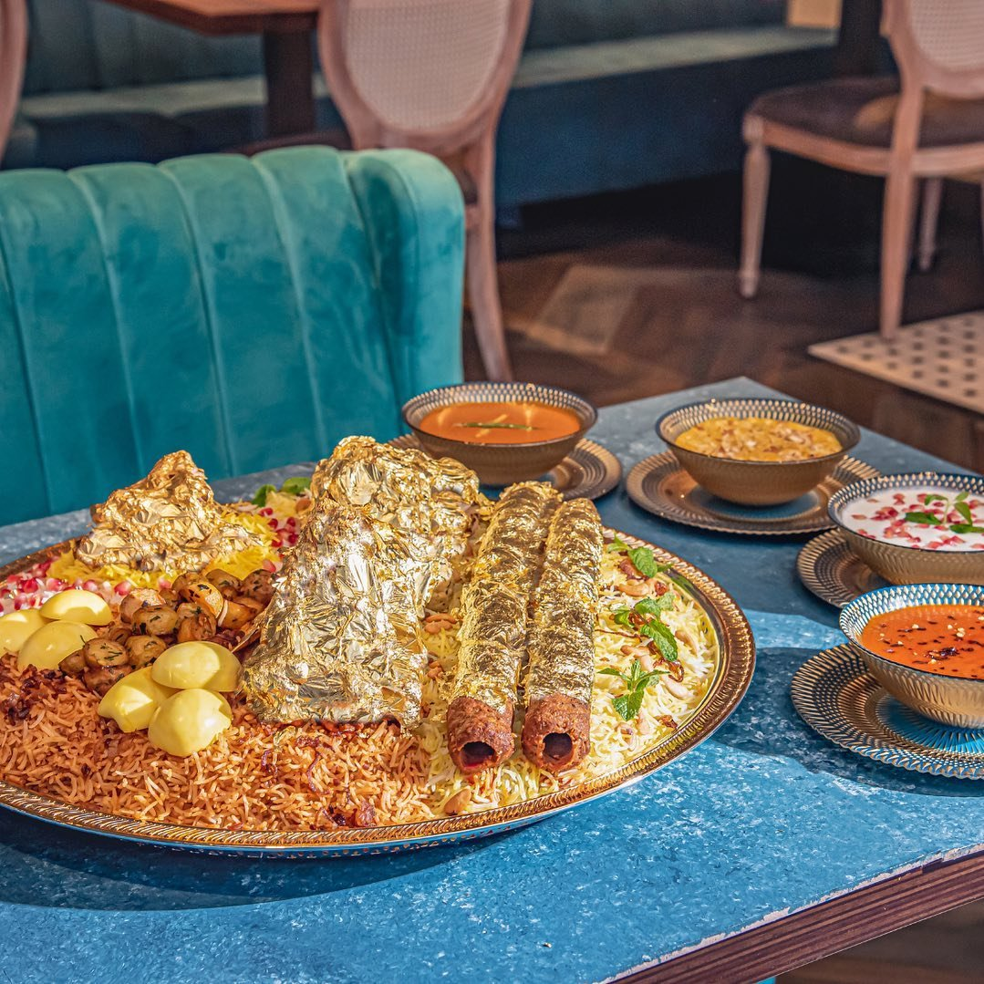 World's most expensive biryani, topped with gold launches in Dubai