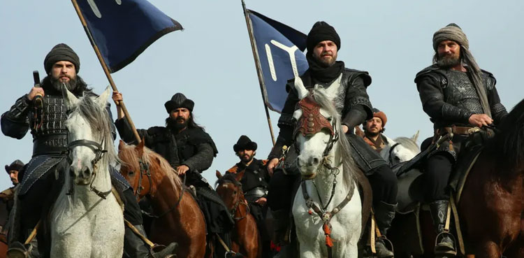 Production team of Turkey's most loved drama series Ertuğrul to visit Pakistan after Eid