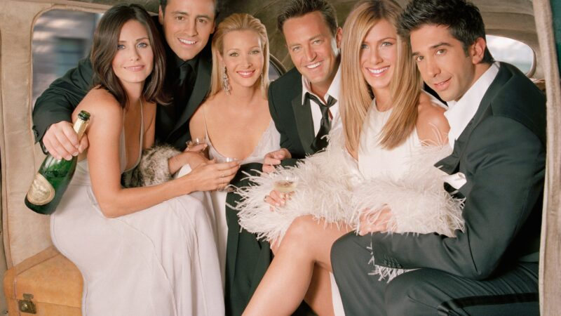 Long awaited Friends reunion to finally hit the screens: David Schwimmer confirms