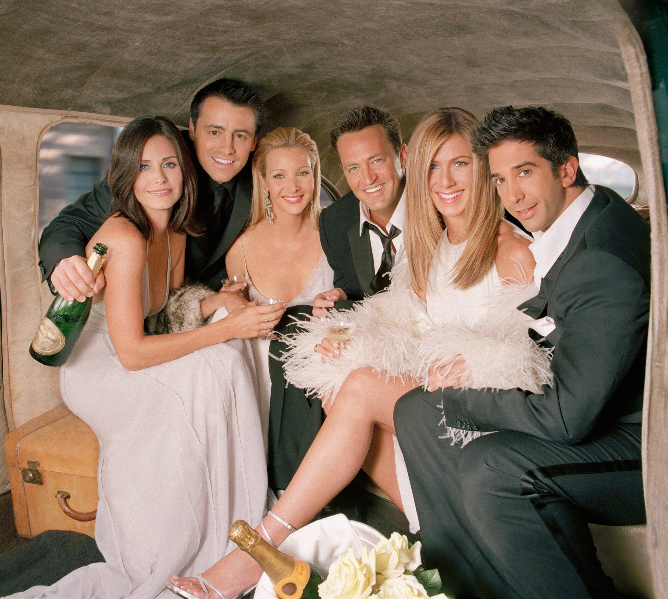Long awaited Friends reunion to finally hit the screens: David Schwimmer confirms