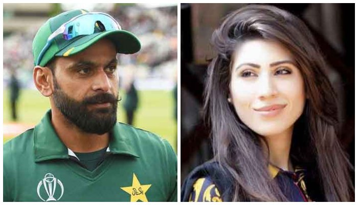 "PMLN's ex-MPA Hina Butt tells cricketer Mohammad Hafeez to ""shut up and focus on cricket"""