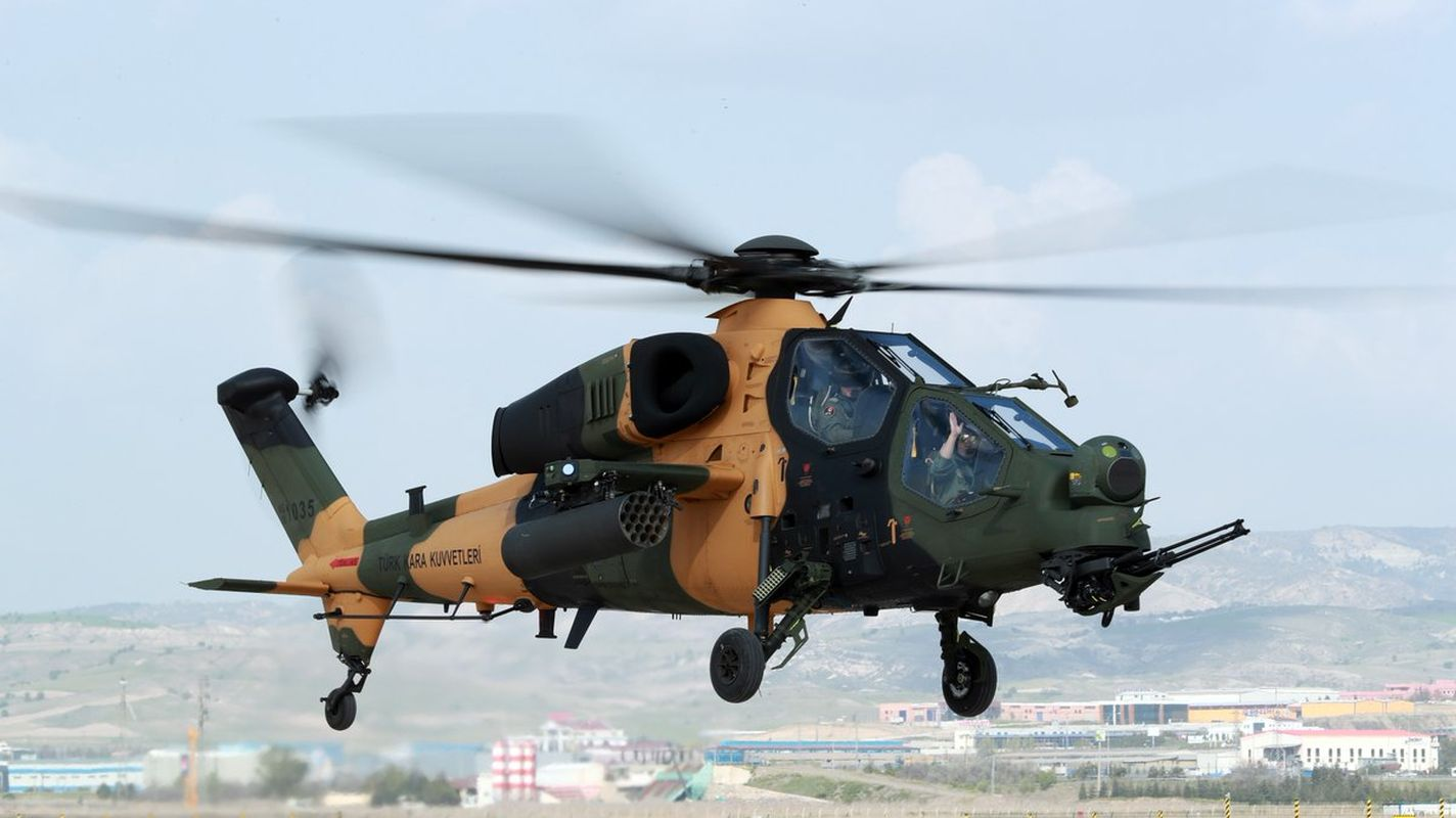 US prevents Turkey from supplying locally-made attack helicopters to Pakistan