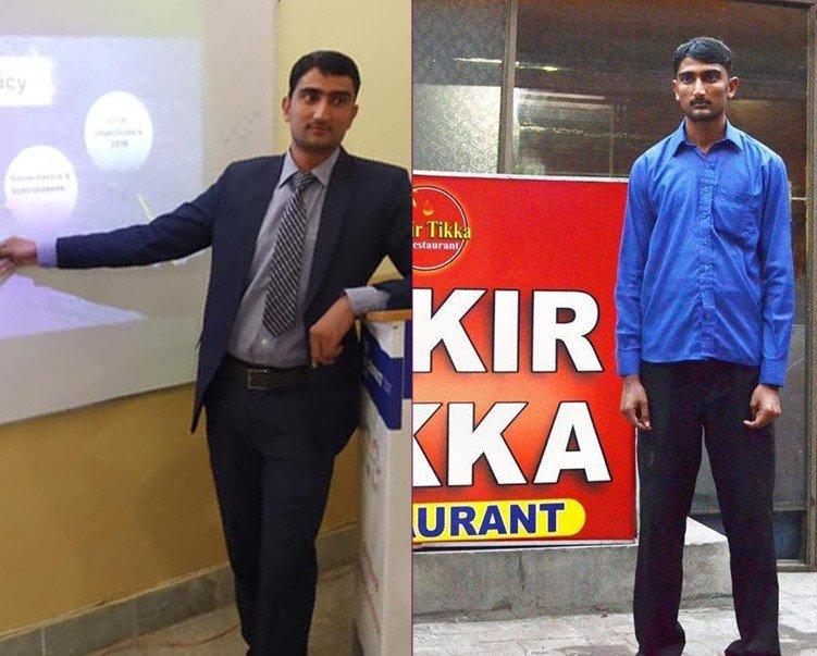 From a waiter at LUMS to a university graduate, Ansar's hard work tells an inspiring story