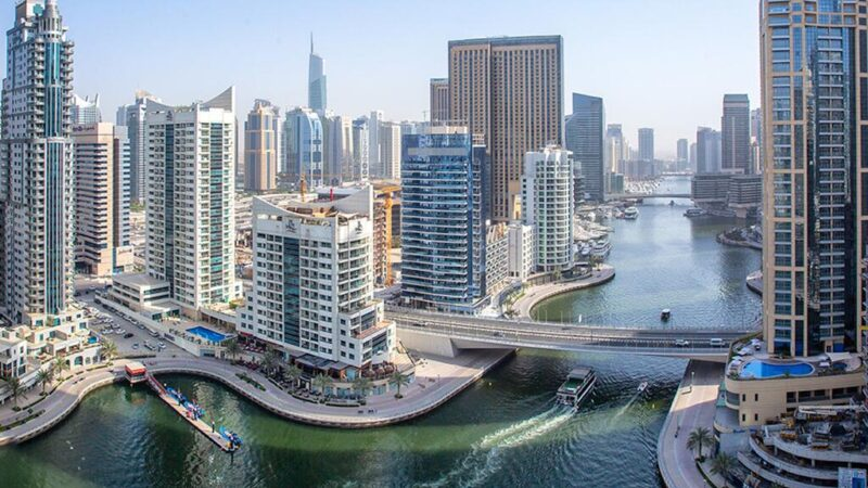 Dubai authorities decide to deport individuals involved in naked photo shoot on a high-rise balcony