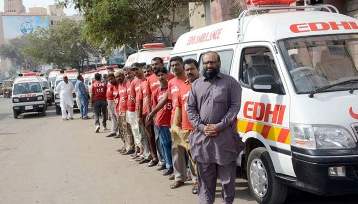 Kindness knows no boundaries: Edhi Foundation offers help to India as the country struggles with COVID-19