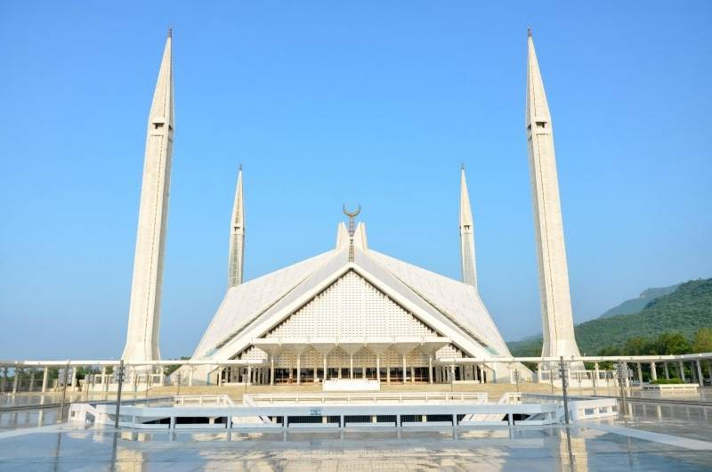 Faisal Mosque listed among top 50 most beautiful buildings in the world