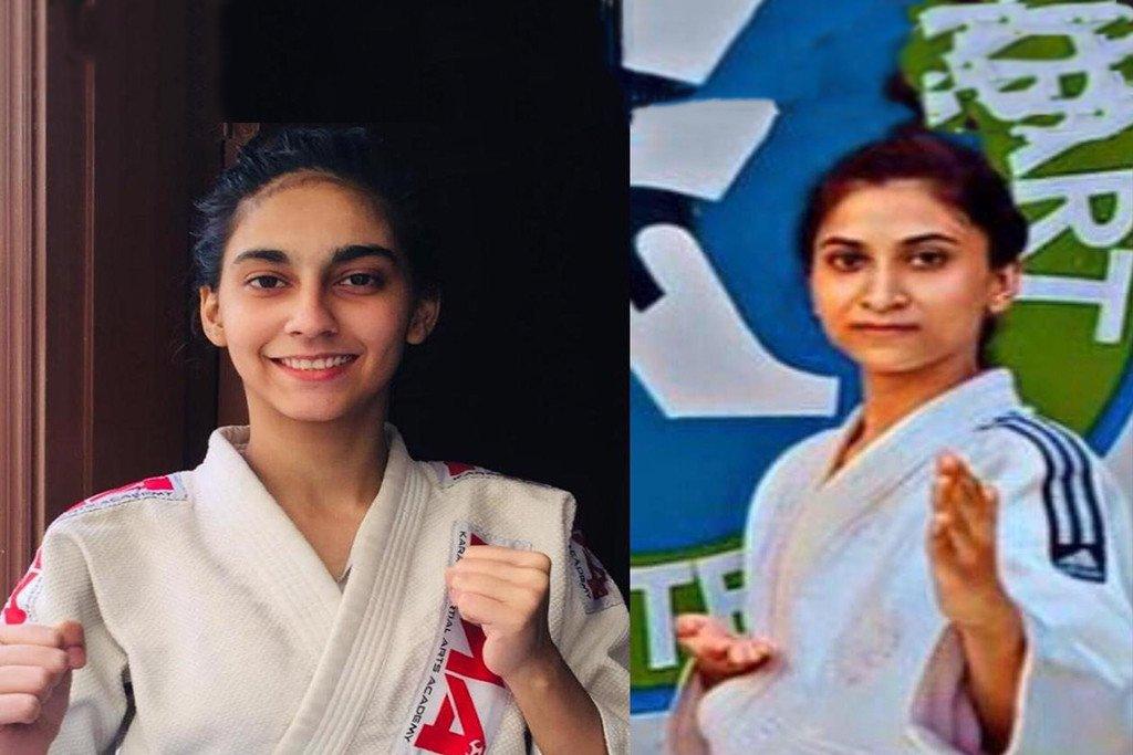 Young Pakistani girls bag gold medals in International Ju-Jitsu E-tournament